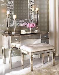 mirrored makeup vanity table mirrored makeup vanity mirrored vanity set