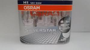 <b>Лампа Osram H1</b> 64150 SVS+60% (Duo box) - Автозапчасти в Омске