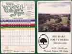 Big Oaks Golf Course - East/North - Course Profile | Wisconsin ...