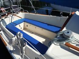 boat seat and cushion recovering