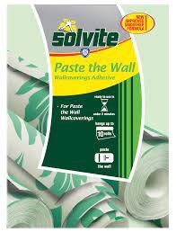 Solvite Paste The Wall Wallpaper ...