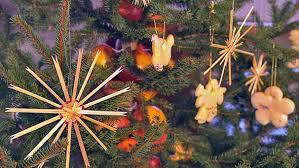 Von äpfeln An Fichten Oberpfälzer Weihnachtsbräuche