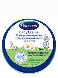 <b>Крем</b> для младенцев под <b>подгузник</b> Бюбхен