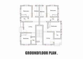 top photo of three bedroom ground floor plan best of 3 bedroom ground floor plan three