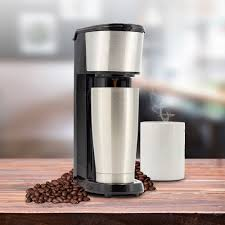We guarantee a fresh, aromatic experience each time you open a pod, and enjoy a cup. Eternal Single Cup Coffee Maker Wayfair