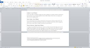 Deleting Footnotes In Msword Brain Candy