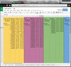 Pay Off Debt Spreadsheet Tabroku I Will Create A Spreadsheet For Paying Off Debts For 5 On Www Fiverr Com