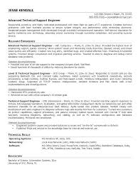 Sample Resume For Technical Lead Awesome Cisco Test Engineer Sample