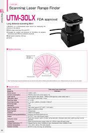 Utm 30lx Datasheet Manualzz Com