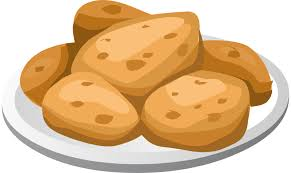 potatoes clipart. Wonderful Potatoes Food Hot Potatoes Inside Clipart Openclipart