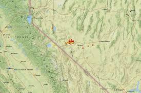 Jack boatwright, a geophysicist with the usgs earthquake science center in menlo park. 6 5 Magnitude Earthquake Near California Nevada Border Rattles Bay Area