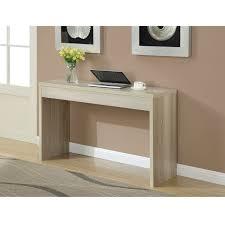 Contemporary white sofa tables Oval Contemporary Sofa Table Console Table In Weathered White Wood Finish Fastfurnishingscom Contemporary Sofa Table Console Table In Weathered White Wood Finish