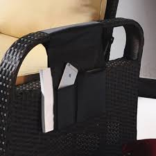 com tv remote control organizer holder ds over recliner chair armchair caddy pocket great for ipad remote game controller newspapers