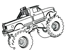 Coloring Pages For Boys Trucks At Getdrawingscom Free For