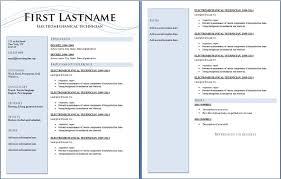 Pages Resume Templates Gorgeous Resume Templates 60 Pages Two Page Resume Template Onwebioinnovateco