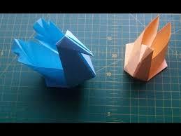 Как Сделать из Бумаги Поделки Своими Руками: <b>Лебедь</b> ...