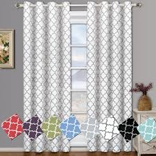 richloom home fashions curtains pottery barn kids blackout chevron curtains