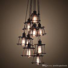 industrial style dining room lighting.  Industrial Be Fit For Dining Room Bedroom Hallway Living RoomCookroom Study Room  And So On American Country Vintage Iron Art Pendant Lamp LOFT Industrial Style  And Room Lighting I