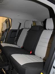 toyota fj cruiser seat covers rear
