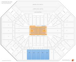 Thompson Boling Arena Concert Seating Chart Thompson Boling Arena Tennessee Seating Guide