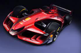 Ferrari's 2021 car fired up for the first time as fallen f1 giants eye improved season with sf21 new ferrari team boss mattia binotto: Ferrari Reveals F1 Future Concept Racecar Engineering