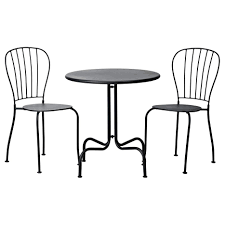 apartments garden tables chairs furniture sets ikea patio table outdoor the drain hole in seat