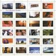 Postmarked Stamp Series