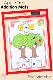 Fall Lesson Plans For Toddlers Preschool Math Activities That Are Super Fun