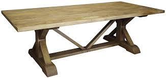 Natural Wood Dining Tables Precia Reclaimed Wood Dining Table Driftwood Buy Wooden Tables