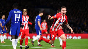 Complete overview of atletico madrid vs chelsea (champions league grp. Chelsea Lose Top Spot With Atletico Madrid Draw Eurosport