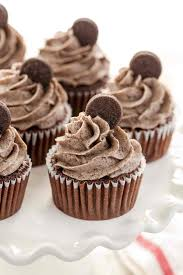 Chocolate Oreo Cupcakes Live Well Bake Often