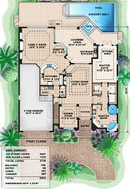 Small Picture Plan 66237WE Two Story Mediterranean House Plan Mediterranean