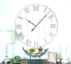 wall clock at wind up alarm clock wall clock inch wall clocks nice decoration oversized