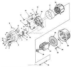 Jackssmallengines wiring diagram for a homelite generator model no eh4400 9