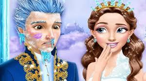 best games for kids princess gloria ice salon learning makeup spa dresse up hair salon