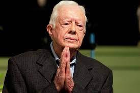 Jimmy Carter trauert um seinen Enkel ...