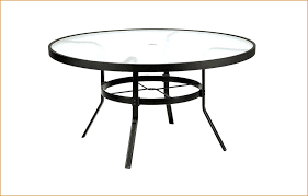 48 round glass patio table top replacement inspiring cozy inspiration 1024 652