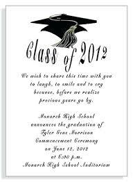 Formal Graduation Announcements Graduation Announcement Sample And Formal Graduation Invitations