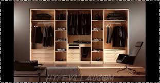 Wardrobe Interior Designs Style