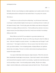background essay sample biographical essay example my background  background