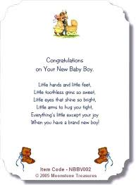 Welcome Baby Card Sayings Congratulations For Baby Boy Newborn