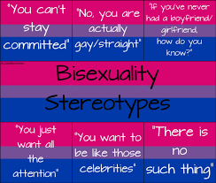 Be Stands For The B In Lgbtqia Stands For Bisexual Queer Voices