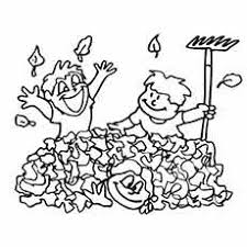 fall coloring pages printable. Delighful Fall Kids Love To Play In Fall Leaves Coloring Images With Pages Printable L