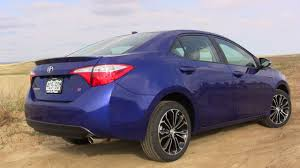 Review: 2014 Toyota Corolla S - Great, but not that Sporty - The ...