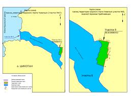 Морские порты Морской терминал Крабозаводск