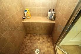 triangular shower bench tile shower seat ceramic tiled steam shower bench tile corner shower seat kerdi
