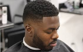 Coiffure Homme Afro