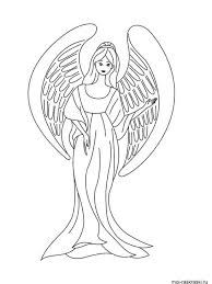 Small Picture Angel coloring pages Download and print Angel coloring pages