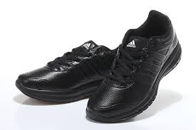 best womens black leather adidas sneakers 2803b e6f0f