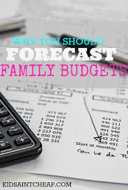 Family Budget For A Month Why Your Family Budget Should Go Beyond The Month Kids Ain
